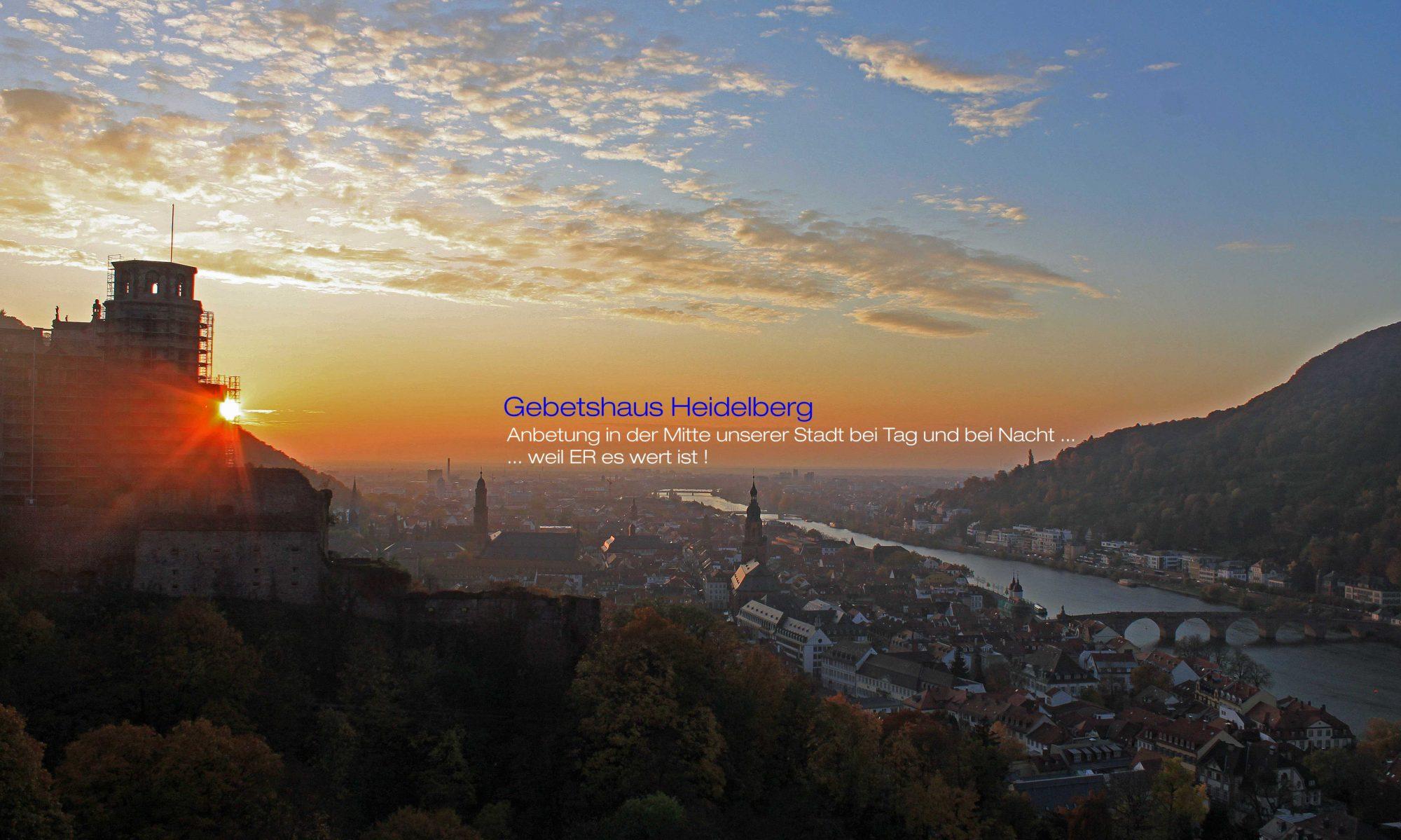 Gebetshaus Heidelberg